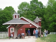 Family Activities and Tours at the Farm Petting Zoo and Living Historic Museum in Door County, WI